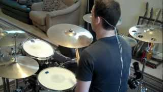 Here Without You - Drum Cover/Military Tribute - Three Doors Down