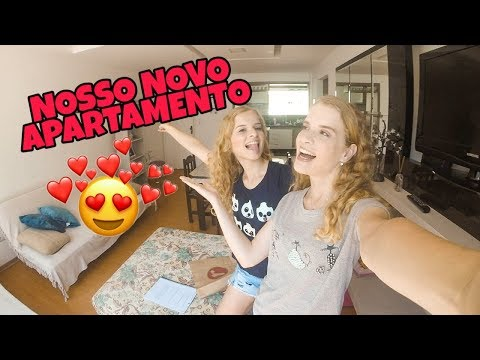 TOUR PELO APARTAMENTO 3  Universo Duplo - TWINS