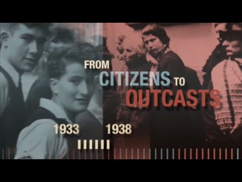 The Path to Nazi Genocide, Chapter 3/4: From Citizens to Outcasts, 1933–1938