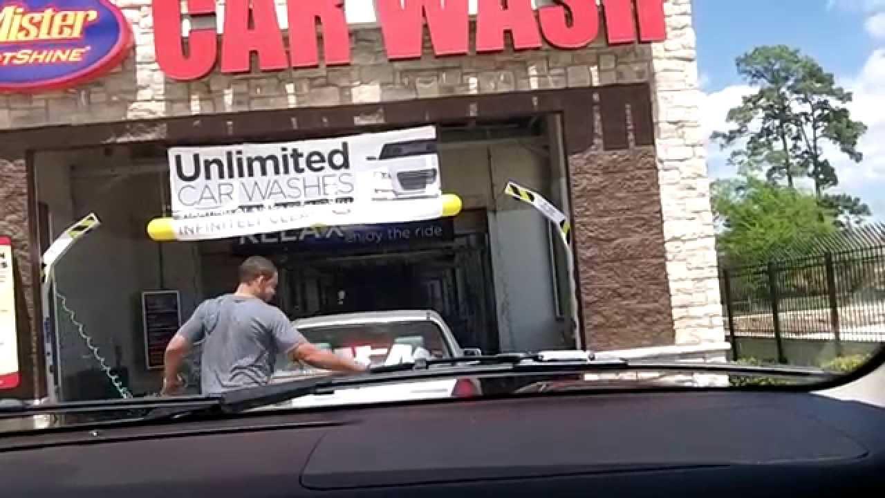 Photo Of Mister Car Wash Houston Tx United States