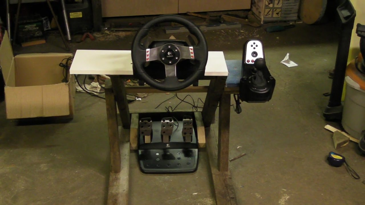 Free Diy Homemade Racing Rig Couch Cockpit For My