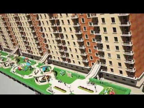 Квартиры в Махачкале ЖК Золотые Ключи   Презентационный видеоролик
