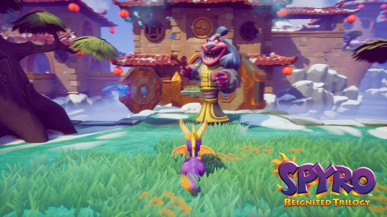 Worlds To Explore Gameplay Spot | Spyro Reignited Trilogy - YouTube