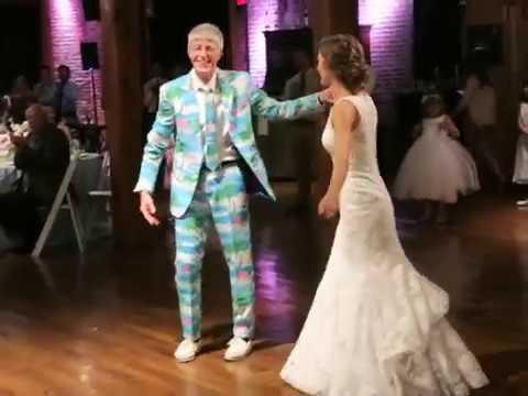 Jimmy Buffett Father-Daughter Wedding Dance