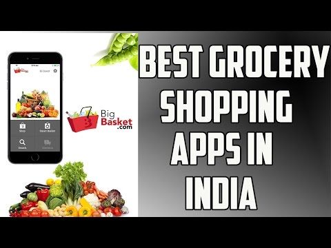 Best Grocery Shopping Apps In India