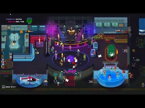 Let's Play Party Hard with Vlet: Ep. 4 Look a UFO!!!