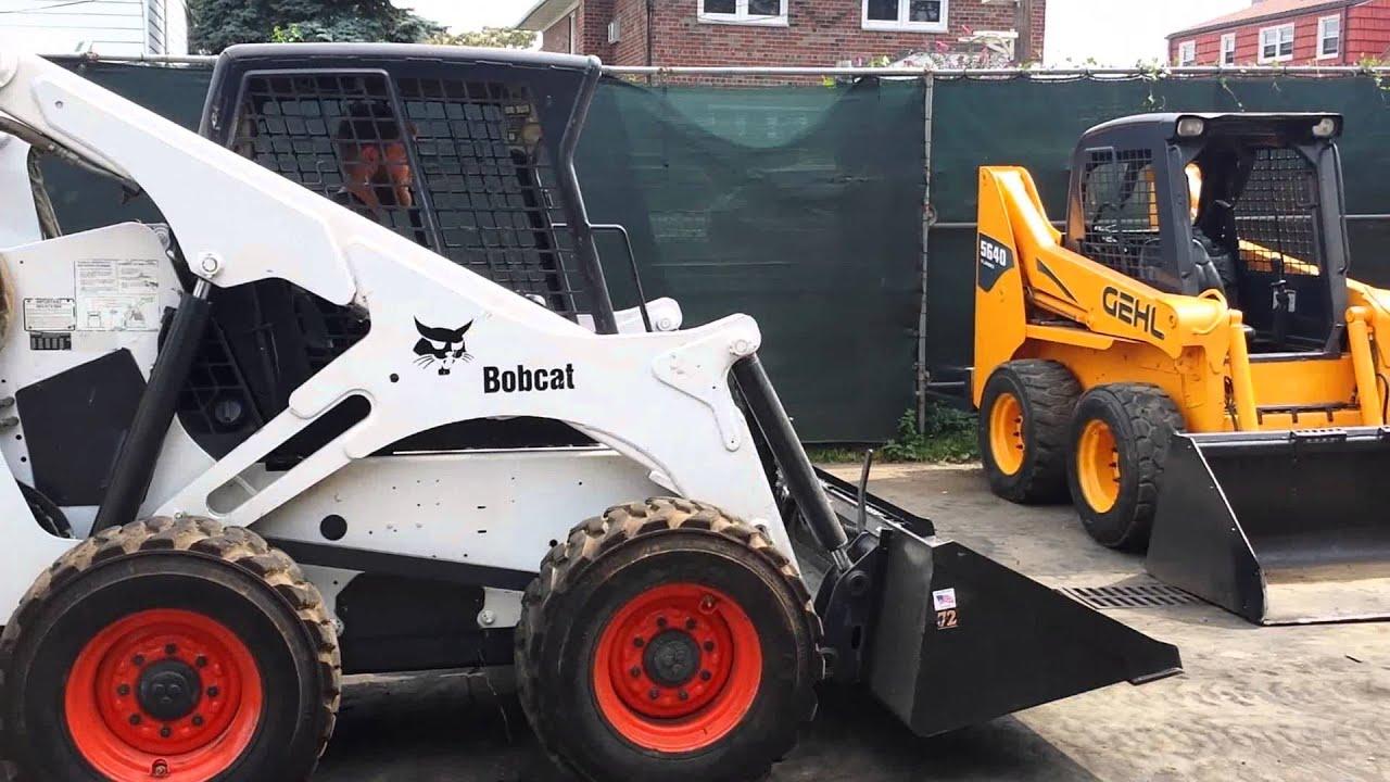 873 bobcat engine - Bobcat 873 G Series Skid Steer Loader