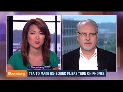 Mobile Bombs? TSA Worried About Your Phone