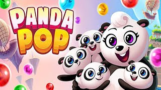Bubble Shooter: Panda Pop! - Xiaomi Mi 9T Pro Gameplay screenshot 3