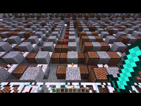 Skyrim theme (Dovahkiin) - Note block song