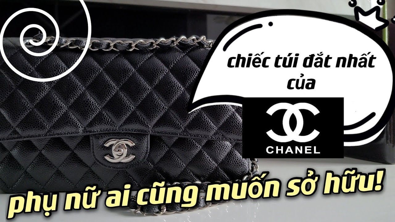 CHIẾC TÚI ĐẮT NHẤT CỦA CHANEL | CHANEL CLASSIC FLAP BAG | Unboxing - Review | MIMI OFFICIAL