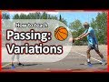 #3. How to teach: Passing variations | Basketball skills in PE
