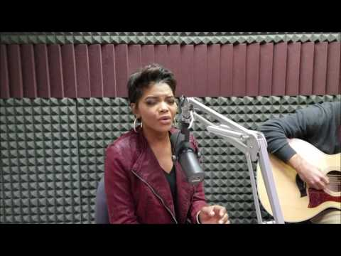"Jasmine Murray visit to Faith Radio; Alabama - November 2, 2016 | ""You Belong"""