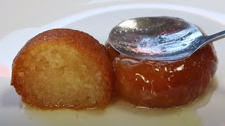 GULAB JAMUN/only 15 mins soaking time ( with egg )-- Cooking A Dream