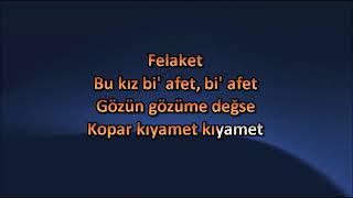 Ezhel - Felâket ( Karaoke ) Resimi