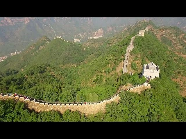 Conquering the Great Wall