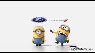 MINIONS Dodge vs Ford
