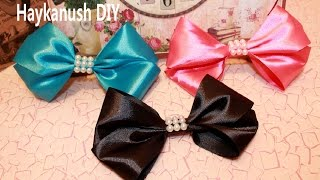 How to Make Simple, Cute BOW, Easy Tutorial