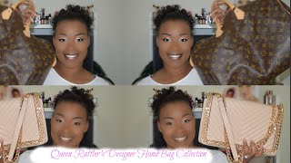 My Designer Hand Bag Collection| Louis Vuitton, Chanel Inspired, Michael Kors + Review