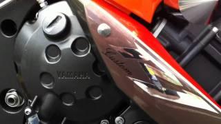 Yamaha R1 TURBO Street bike (Custom Build)