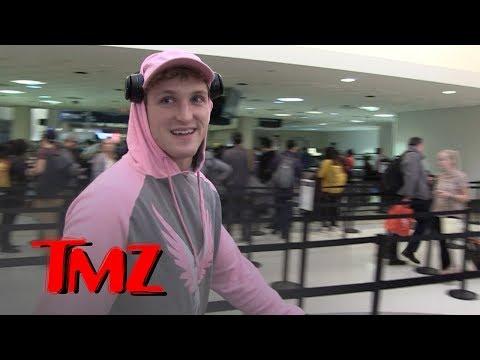 Logan Paul Says Even He Deserves a Second Chance | TMZ