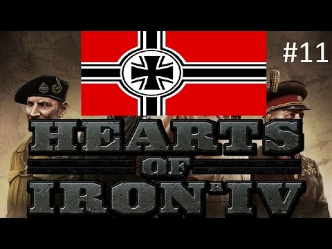 Hearts of Iron 4 Germany 11 Invasion of USA