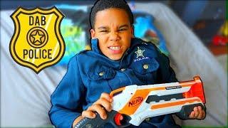 Police Kid Summer Morning Routine | FamousTubeKIDS