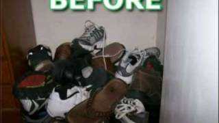 Diy Build Your Own Shoe Rack Organizer, You Can Do It!