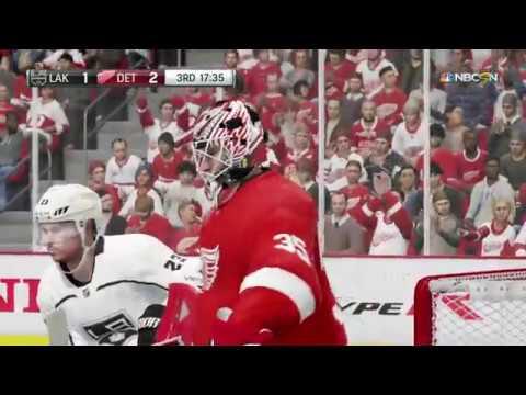NHL® 18 L.A. Kings vs Detroit Red Wings