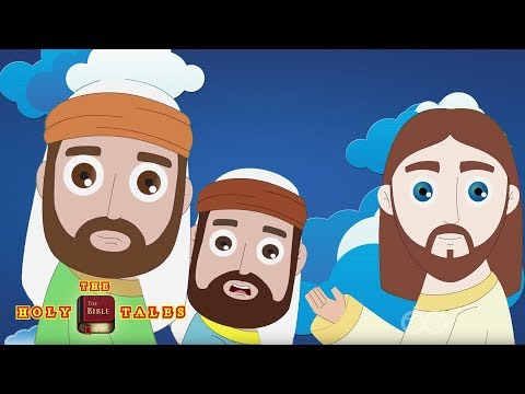 Road To Emmaus I Stories of Jesus I Animated Children's Bible Stories| Holy Tales Bible Stories
