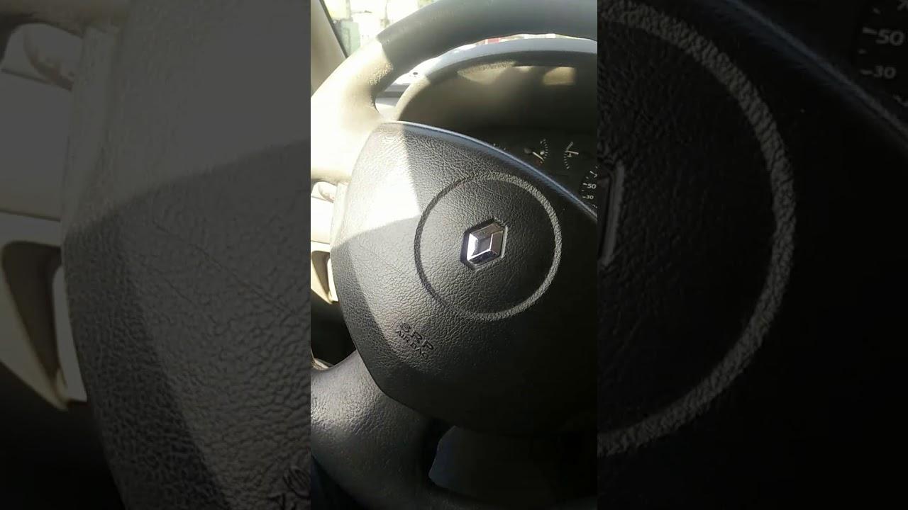 Renault Clio Symbol & Android Multimedya Yaptık