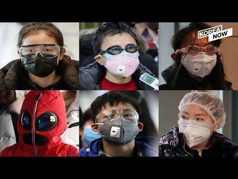 Real Life Scenes Of How The New Coronavirus Has Haunted S. Korea