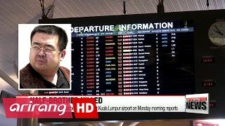 Kim Jong-un's half brother murdered in Malaysia