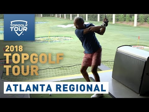 2018 Topgolf Tour | Atlanta Regional | Topgolf