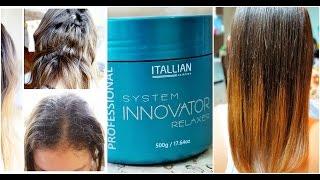 PROGRESSIVA NUTRI LIPÍDICA ITALLIAN HAIR TECH- Por Joice Magalhães