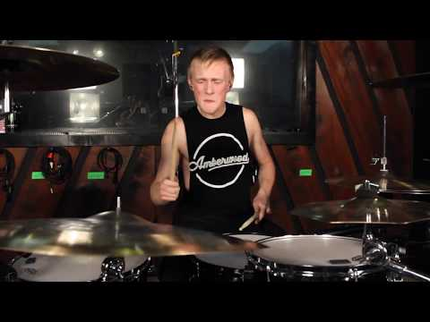 Motionless In White - 570 - DRUM COVER