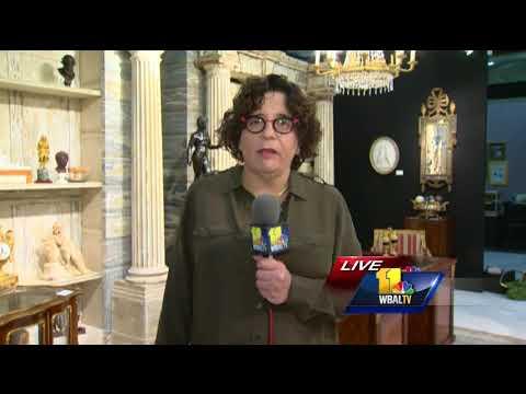 Video: Baltimore Art, Antique, Jewelry Show has unique finds