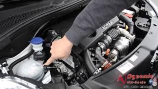 Vidéo vérifications extérieures permis Peugeot 208