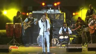 Raulín Rodríguez Presentación Completa @CarnavalLaVega #CarnavalVegano2015