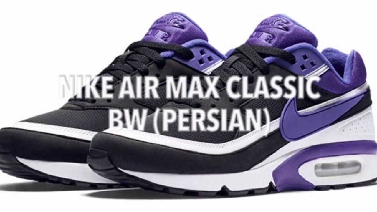 Nike Air Max Classic Bw Persian