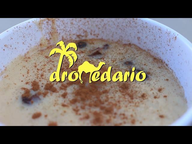 Receta | Cómo hacer arroz de leche con concentrado de coco | Dromedario