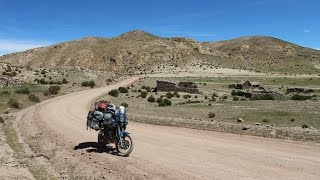 初めての世界一周ツーリング Part 8 ボリビアは悪路と景観の宝庫!
