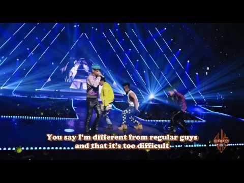 Big Bang - YG ON AIR (BAD BOY Ver.2) eng sub