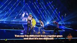 Big Bang - YG ON AIR (BAD BOY Ver.2) eng sub