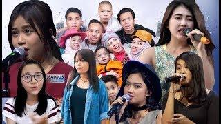 HAVANA Indonesian Idol VS Via Vallen VS Gen Halilintar VS Hanin Dhiya VS Fatin VS Ayu Tingting