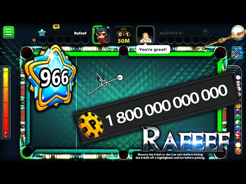 Rafeef | Berlin Platz 1800 Billion Coins 😎(1080P) Full Hd