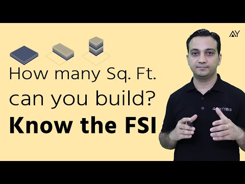 Floor Space Index (FSI) - Explained