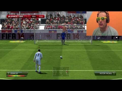 FIFA 14 Online Continental Cup ep.1 [Srpski Gameplay] ☆ SerbianGamesBL ☆