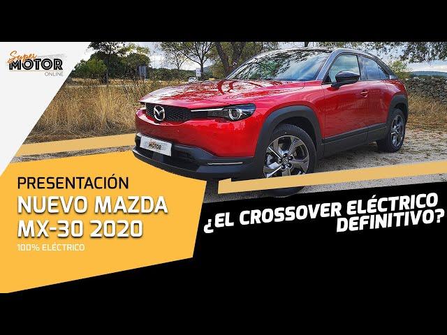 Presentación Nacional del Nuevo Mazda MX-30 / Toma de Contacto / SuperMotor.Online