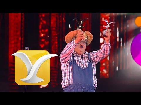 Huaso Filomeno, Humor, Festival de Viña 2015, FULL HD 1080